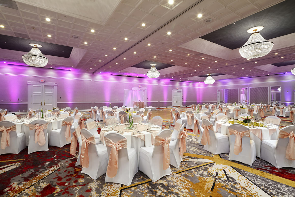 DoubleTree Dallas Ballroom