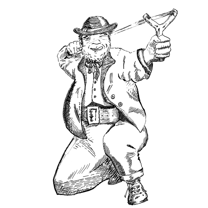 O'regan's illustration