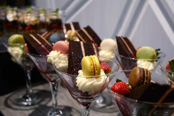 DoubleTree Dallas dessert