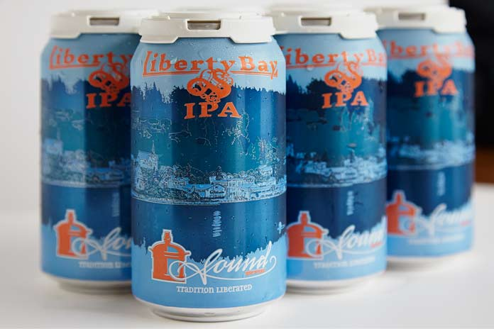 liberty bay six pack