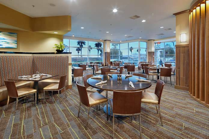 doubletree by hilton san francisco airport north-restaurant